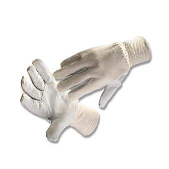 Obrázek produktu Pracovní rukavice  Pelican Plus - kozinka a bavlna, výběr velikostí