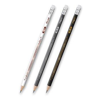 Obrázek produktu Tužka Maped Deco s pryží - tvrdost HB (číslo 2), mix barev