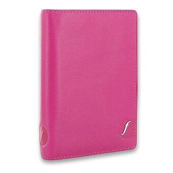 Obrázek produktu Kapesní diář Filofax Boston Slim A7 - růžový