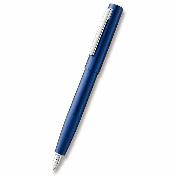 Lamy Aion Dark Blue hrot EF