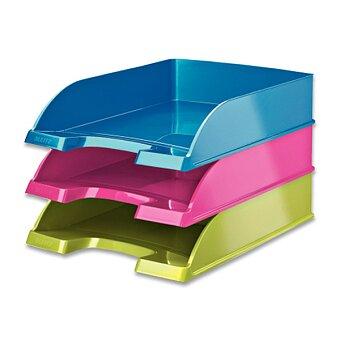 Obrázek produktu Kancelářský odkladač Leitz Wow - výběr barev
