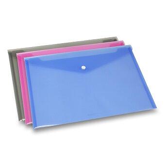 Obrázek produktu Spisovka s drukem FolderMate Clear - A4, výběr barev