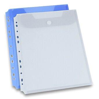 Obrázek produktu Spisovka závěsná FolderMate Clear - A4, horní chlopeň, výběr barev