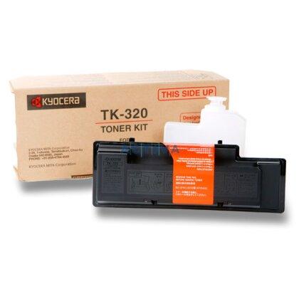 Obrázek produktu Kyocera - toner TK-320, black (černý) pro laserové tiskárny