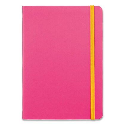 Obrázek produktu Graspo G-Notes 3 - zápisník - tmavě růžový