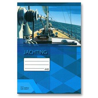 Obrázek produktu Školní sešit 440 - A4, čistý, 40 listů