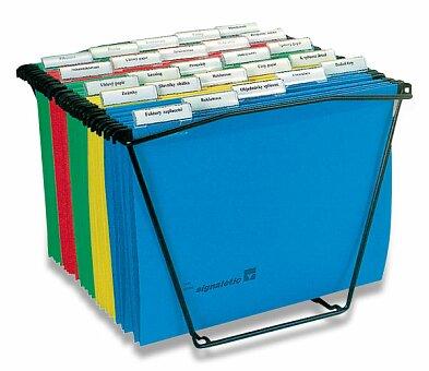 Obrázek produktu Kartotéka s deskami Office Set - obsahuje 25 desek typu V