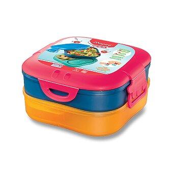 Obrázek produktu Velký svačinový box Maped Picnik Concept Kids - červený, 1,4 l