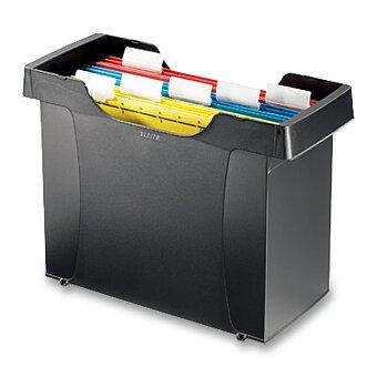 Obrázek produktu Stolní zásobník na závěsné desky Leitz Plus - černý