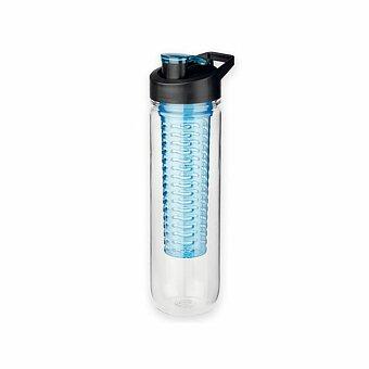 Obrázek produktu FRUITER - plastová sportovní láhev s infuzérem, 900 ml, výběr barev