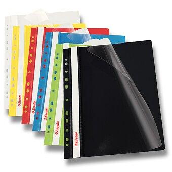 Obrázek produktu Plastový závěsný rychlovazač Esselte - A4, 10 ks, výběr barev