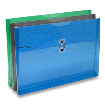 Obrázek produktu Obálka na dokumenty FolderMate PopGear - zelená
