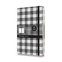 Zápisník Moleskine Blend 21 Check Pattern - tvrdé desky
