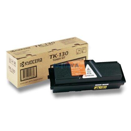Obrázek produktu Kyocera - toner TK-130, black (černý) pro laserové tiskárny