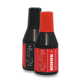 Obrázek produktu Razítkovací barva Kores - 28 ml - výběr barev