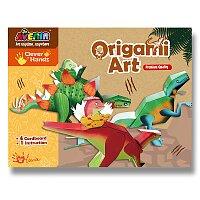 Moje první origami - dinosauři
