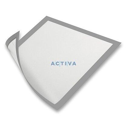 Obrázek produktu Durable Duraframe - magnetický rám A3, stříbrný