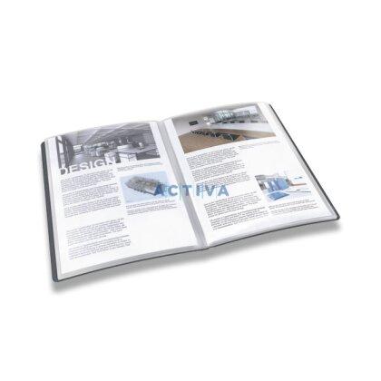 Obrázek produktu Esselte Vivida - katalogová kniha - 20 obalů