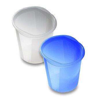 Obrázek produktu Odpadkový koš Transparent - objem 13 l, výběr barev