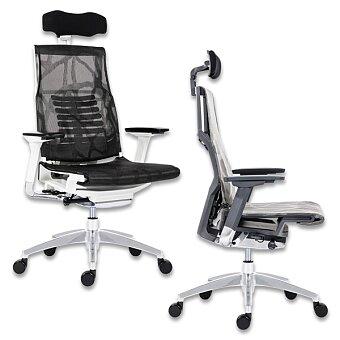 Obrázek produktu Inteligentní kancelářská židle Antares Pofit - aplikace v mobilu pro správné sezení