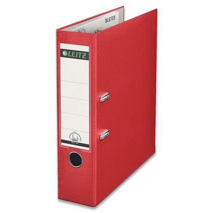Obrázek produktu Leitz - pákový pořadač  180° - 80 mm, červený