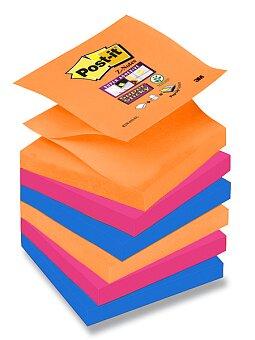Obrázek produktu Samolepící Z-bločky 3M Post-it Bankok - 76 x 76 mm, 6 x 90 listů