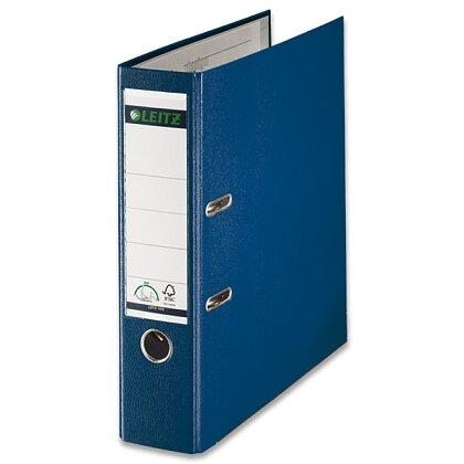 Obrázek produktu Leitz - pákový pořadač 180° - 80 mm, modrý