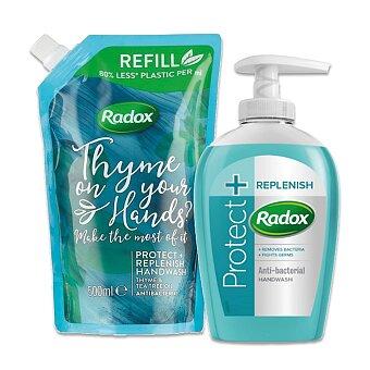 Obrázek produktu Antibakteriální mýdlo Radox Protect & Replenish - výběr balení