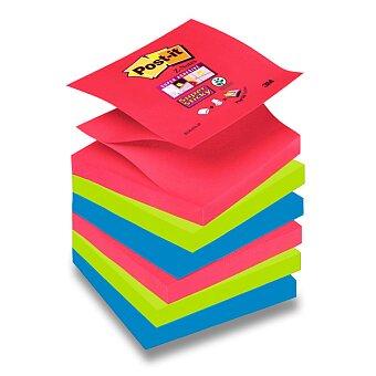 Obrázek produktu Samolepící Z-bločky 3M Post-it Bora Bora - 76 x 76 mm, 6 x 90 listů
