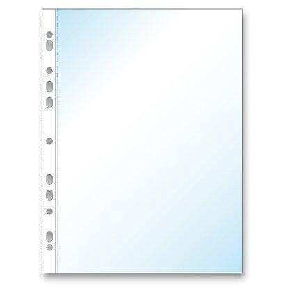 Obrázek produktu Zakládací obal U - A4, transparentní, 100 ks