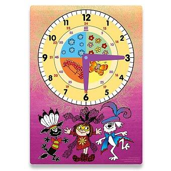 Obrázek produktu Výukové hodiny A4 - mix motivů
