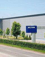 Prodejna Sídlo společnosti ACTIVA