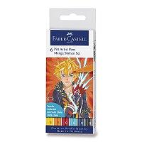 Popisovač Faber-Castell Pitt Artist Pen Manga