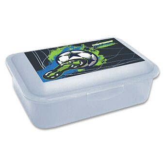 Obrázek produktu Svačinový box Fotbal