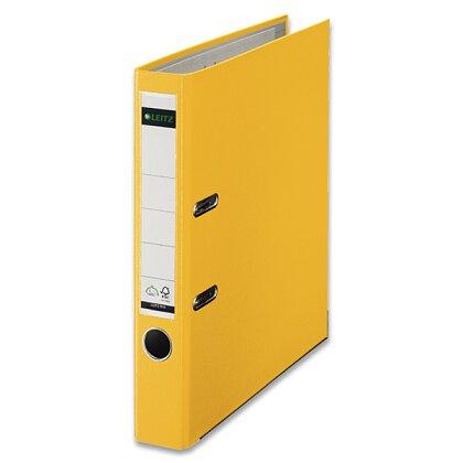 Obrázek produktu Leitz - pákový pořadač  180°- 50 mm, žlutý