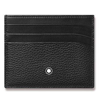 Obrázek produktu Pouzdro na kreditní karty Montblanc Soft Grain - 6 cc