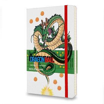 Obrázek produktu Zápisník Moleskine Dragon Ball - tvrdé desky - L, linkovaný, Dragon