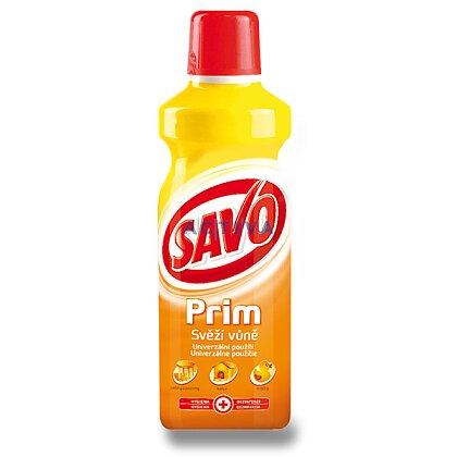 Obrázek produktu Savo Prim - dezinfekce na podlahy - 1 l