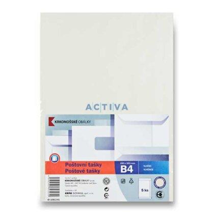 Obrázek produktu Poštovní taška - B4, obyčejná, 5 ks