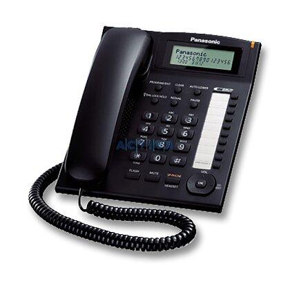 Obrázek produktu Panasonic KX-TS880FXW - standardní telefon