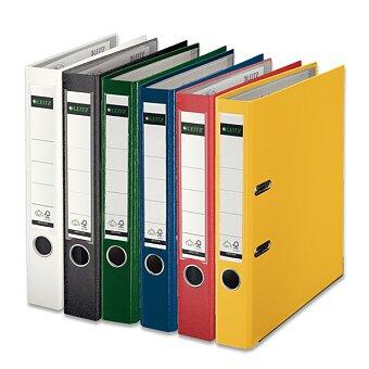 Obrázek produktu Pákový pořadač Leitz - plast, A4, 50 mm, výběr barev