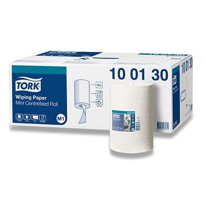 Obrázek produktu Tork Mini  - papírové utěrky v roli - 1vrstvé, bělené, návin 120 m