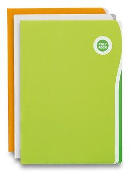 Obrázek produktu Zakládací desky Poly Rock A5 - výběr barev