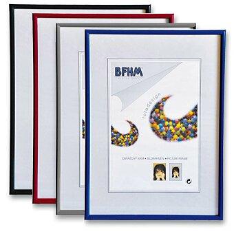 Obrázek produktu Plastový obrazový rám BFHM - A2, 42 x 59,4 cm, výběr barev