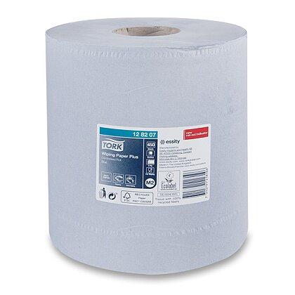 Obrázek produktu Tork Plus - papírové utěrky v roli - 2vrstvé, návin 157,5 m