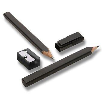 Obrázek produktu Sada tužek Moleskine - 2 ks tužek, víčko, ořezávátko