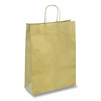Obrázek produktu Dárková taška Ambar Kraft - velikost L, mix barev