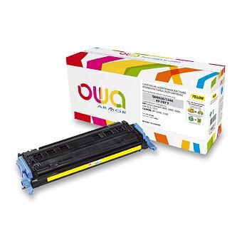 Obrázek produktu Toner Armor Q6002   pro laserové tiskárny - yellow (žluá)