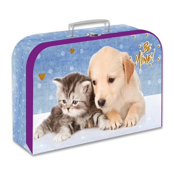 Kufřík Karton P+P Mazlíčci