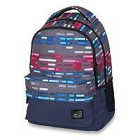 Školní batoh Walker Chap Classic Lines Blue Pink